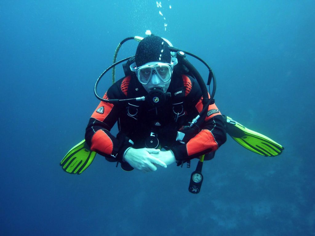 Scuba Buoyancy Control Device