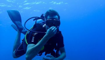 Scuba Diving Open water