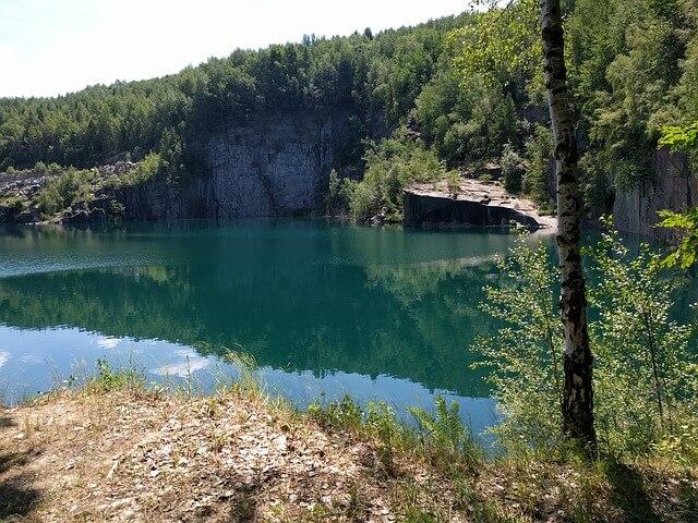 Quarry Scuba Diving